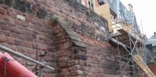 切斯特城墙