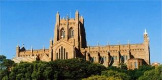 澳大利亚克莱斯特彻奇大教堂