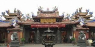 中国台湾旱溪乐成宫