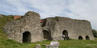 Pentre Halkyn Lime Kilns——石灰窑遗址