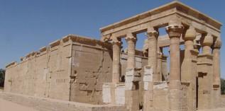 古埃及赫比斯神庙