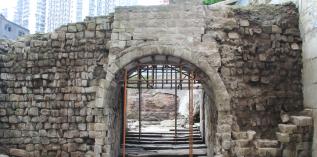 重庆太平门城墙