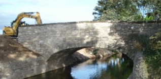 英国Pont telpyn拱桥