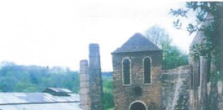 比尔斯特山熔炉遗址